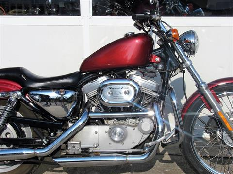 2001 Harley-Davidson 883 Sportster  (Maroon Metallic) in Williamstown, New Jersey