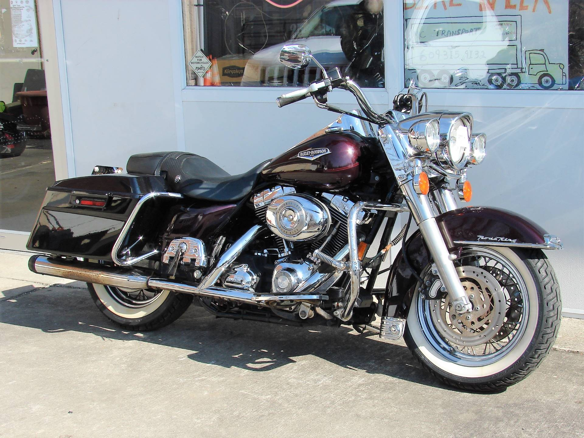 2007 Harley-Davidson FLHRC Road King® Classic in Williamstown, New Jersey - Photo 4