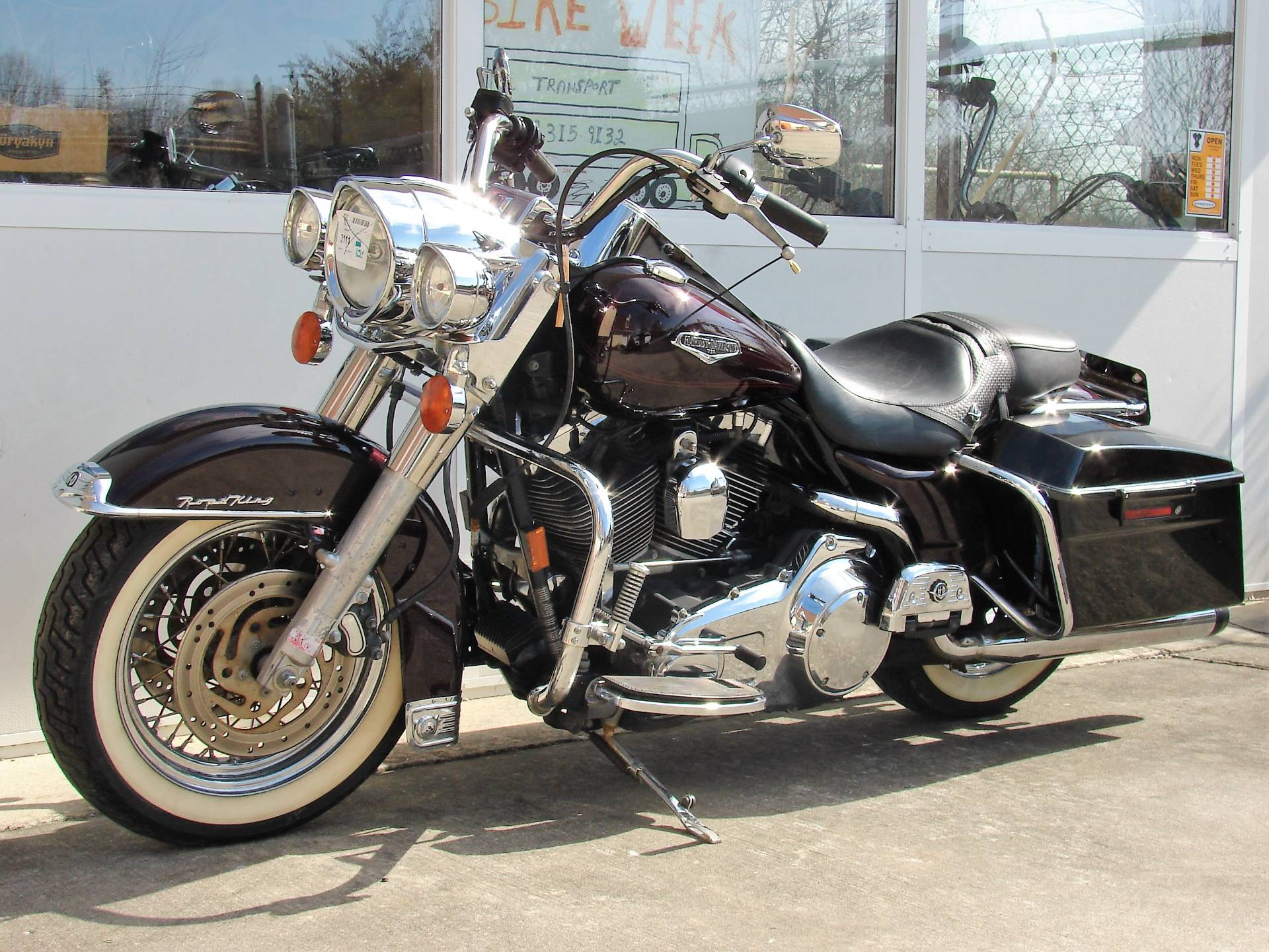 2007 Harley-Davidson FLHRC Road King® Classic in Williamstown, New Jersey - Photo 10