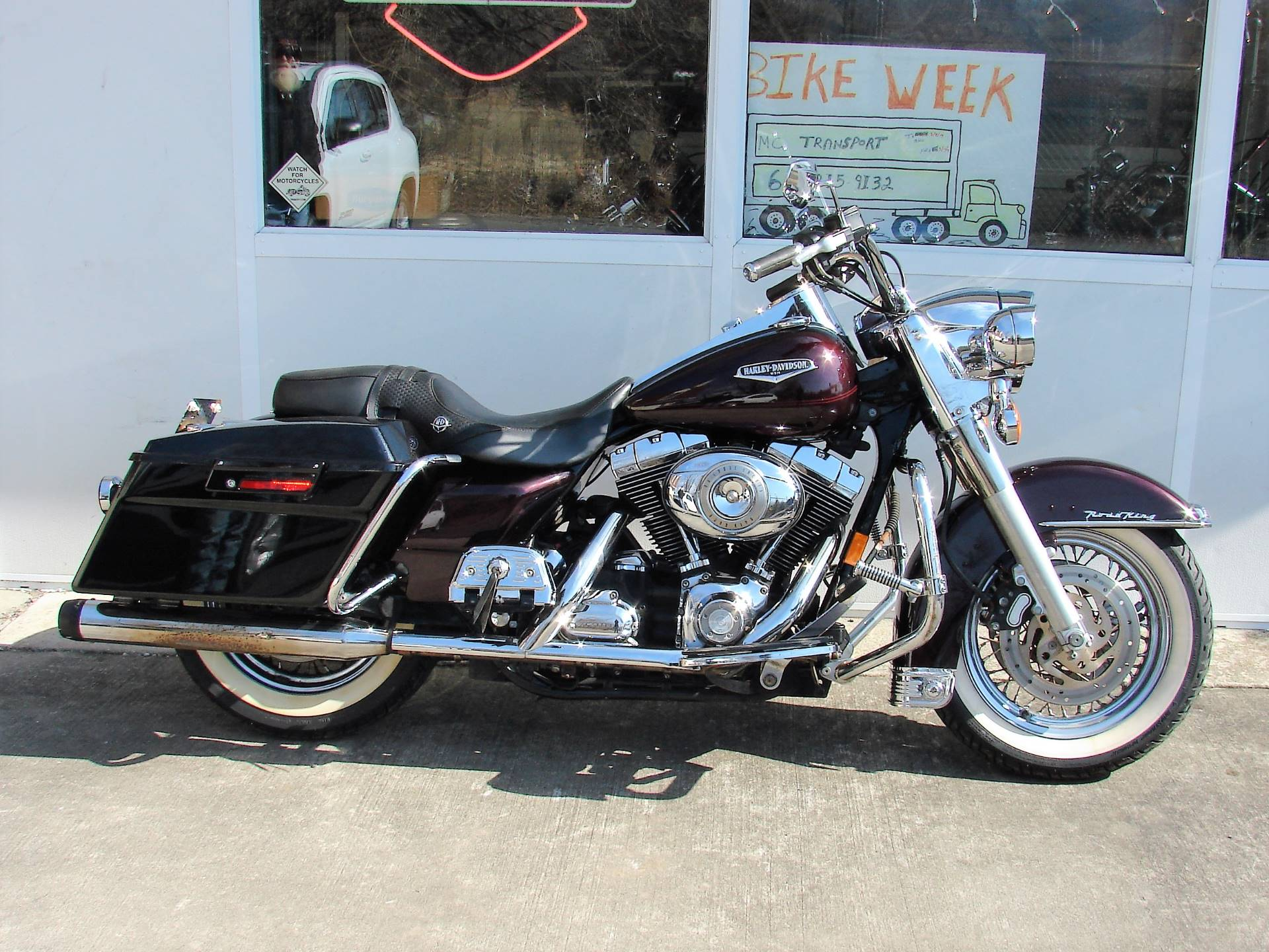 2007 Harley-Davidson FLHRC Road King® Classic in Williamstown, New Jersey - Photo 11