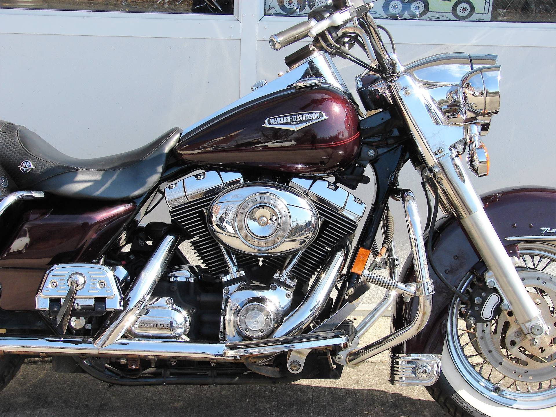 2007 Harley-Davidson FLHRC Road King® Classic in Williamstown, New Jersey - Photo 12