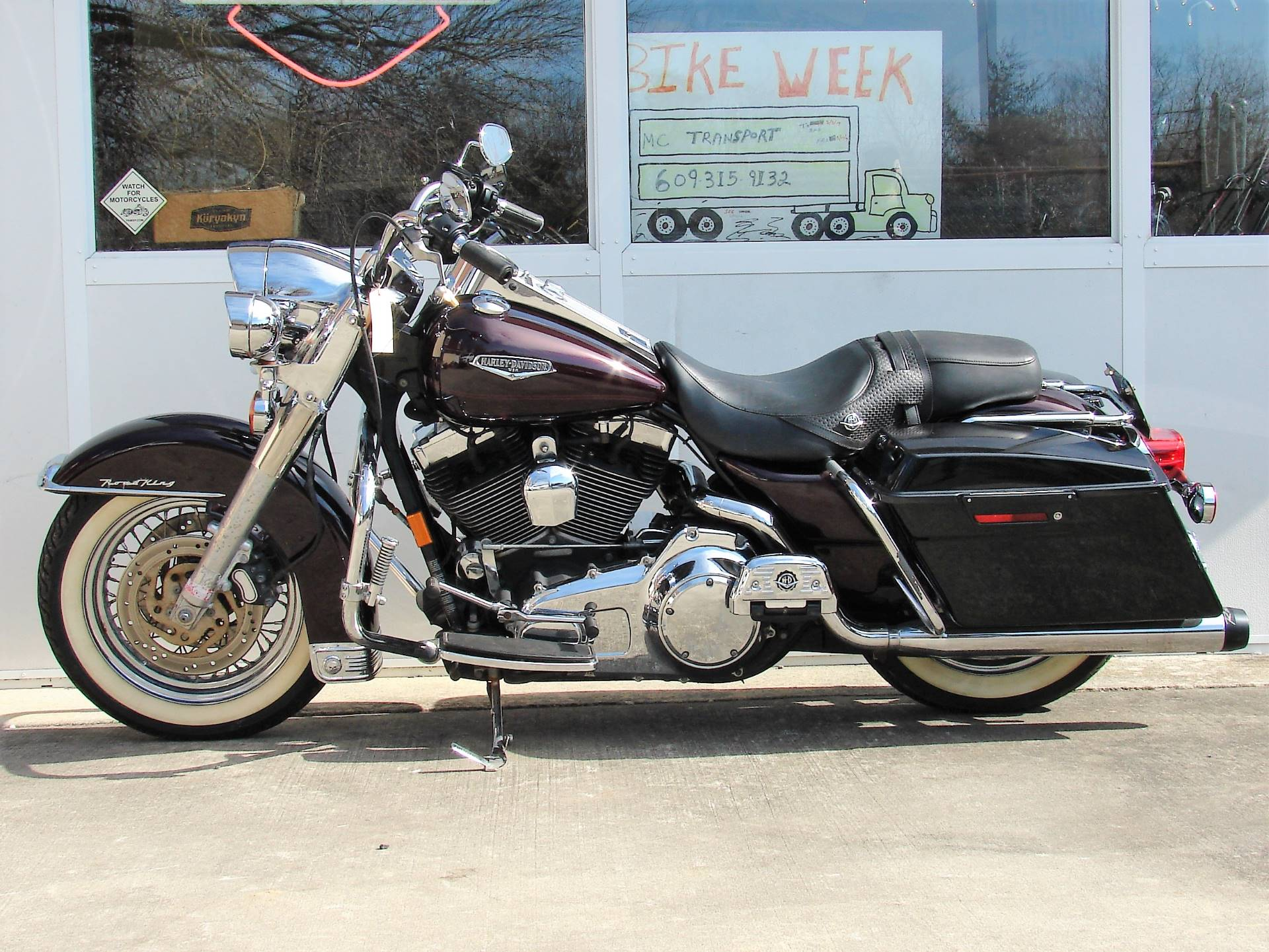2007 Harley-Davidson FLHRC Road King® Classic in Williamstown, New Jersey - Photo 14