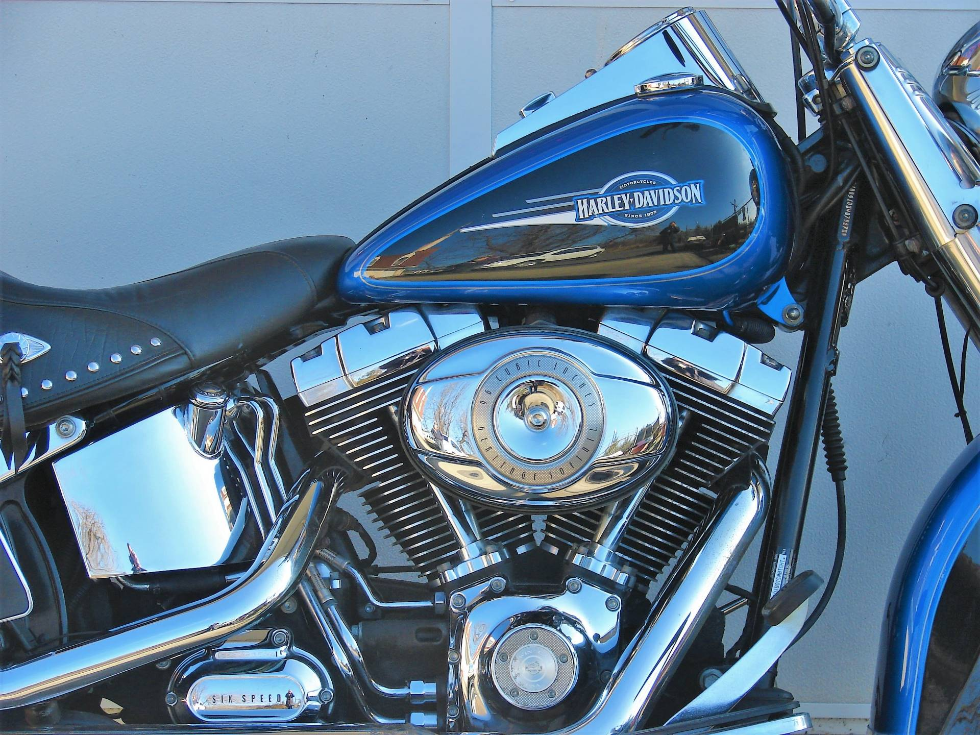 2008 Harley-Davidson Heritage Softail® Classic in Williamstown, New Jersey - Photo 3