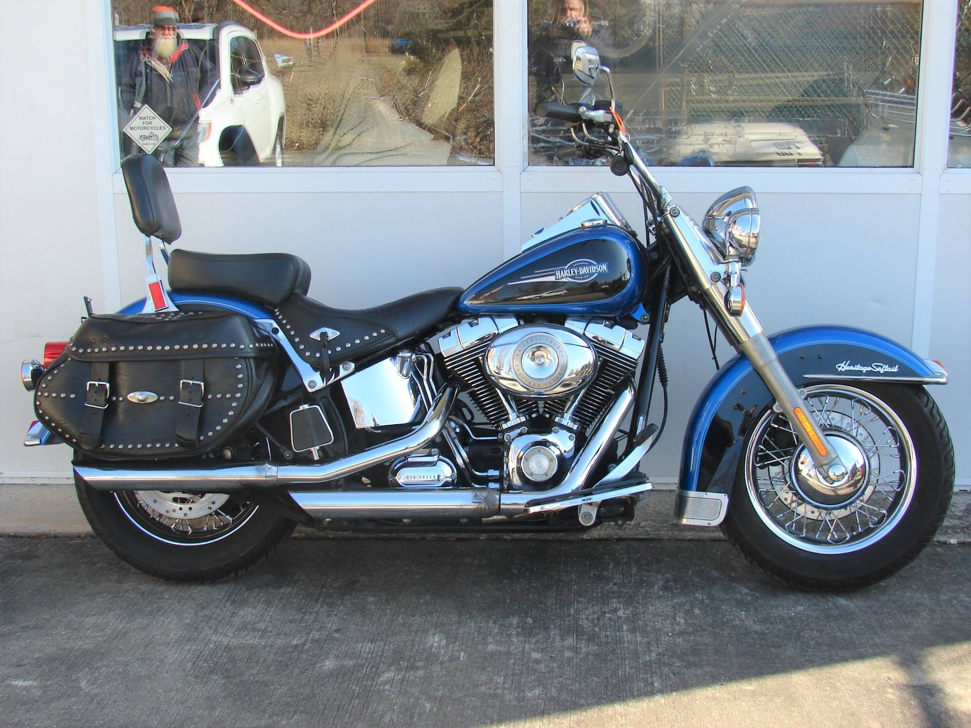 2008 Harley-Davidson Heritage Softail® Classic in Williamstown, New Jersey - Photo 5