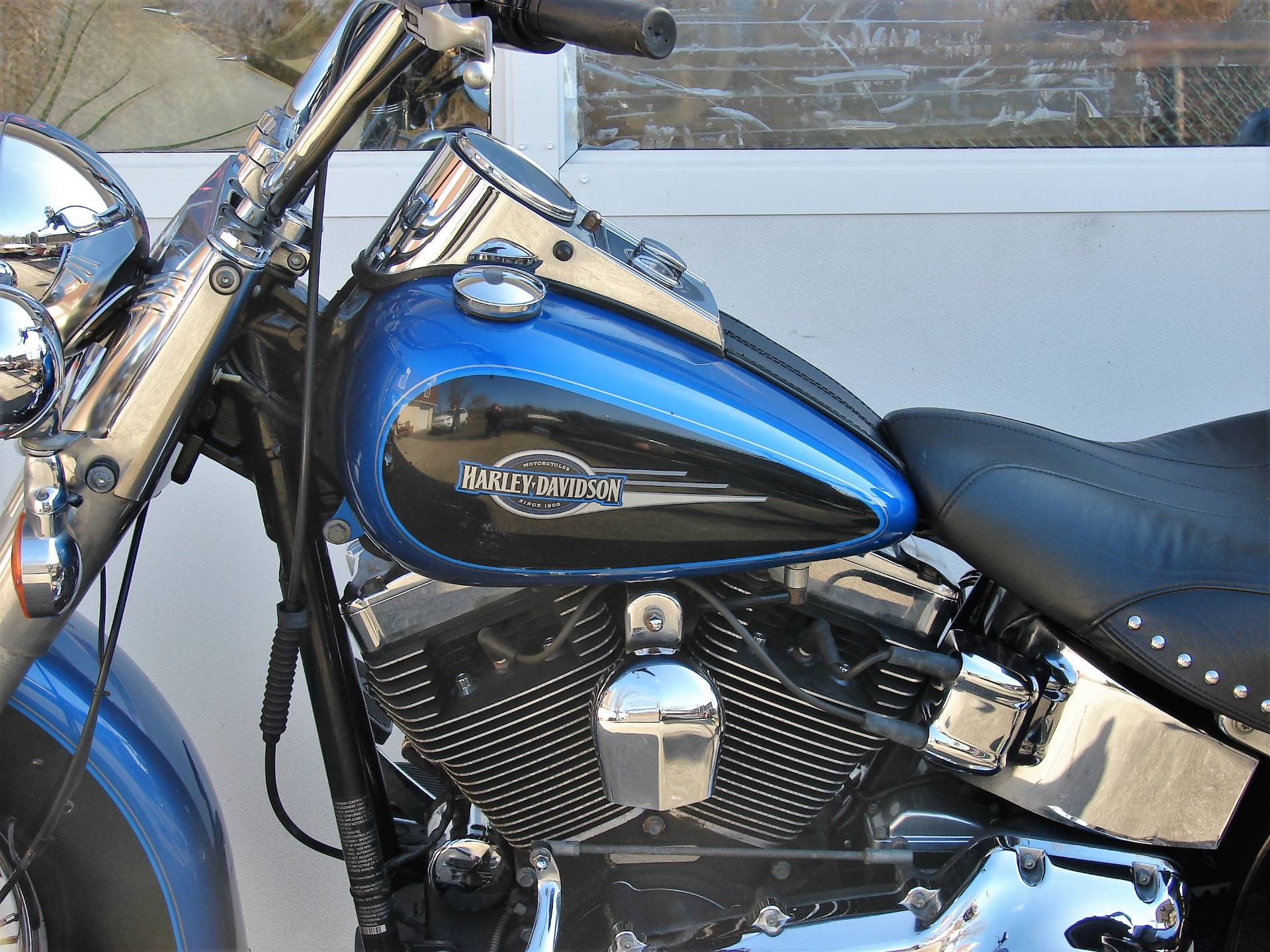 2008 Harley-Davidson Heritage Softail® Classic in Williamstown, New Jersey - Photo 9