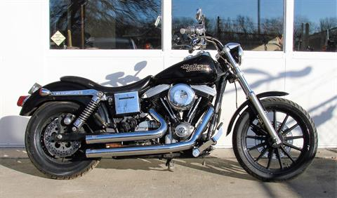 "1996 Harley-Davidson Dyna Glide ""Low Rider""   (Black) in Williamstown, New Jersey - Photo 1"