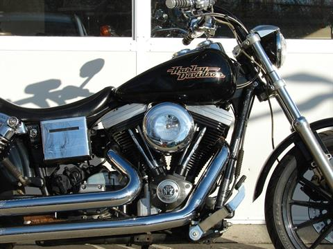 "1996 Harley-Davidson Dyna Glide ""Low Rider""   (Black) in Williamstown, New Jersey - Photo 9"
