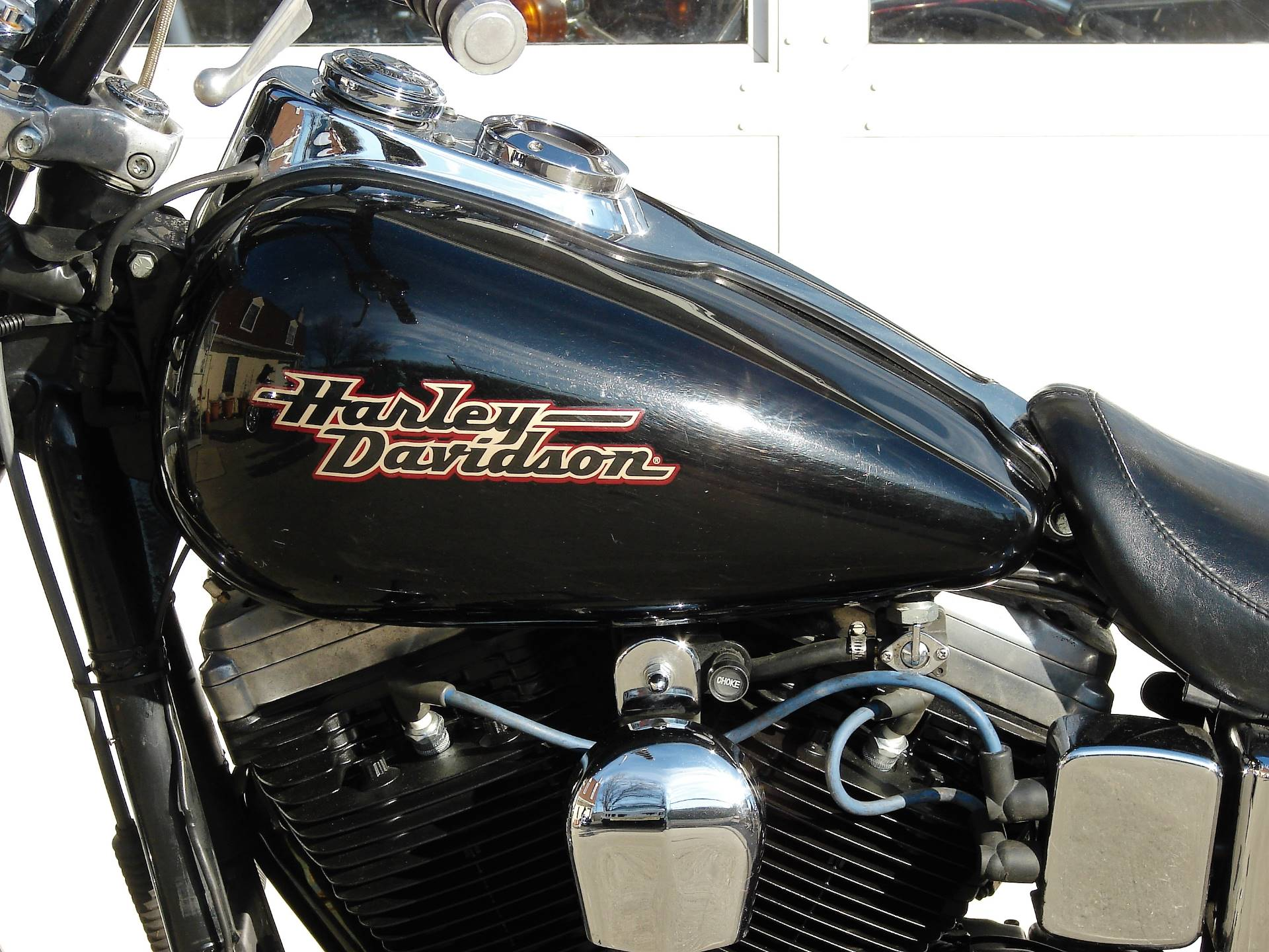 "1996 Harley-Davidson Dyna Glide ""Low Rider""   (Black) in Williamstown, New Jersey - Photo 13"