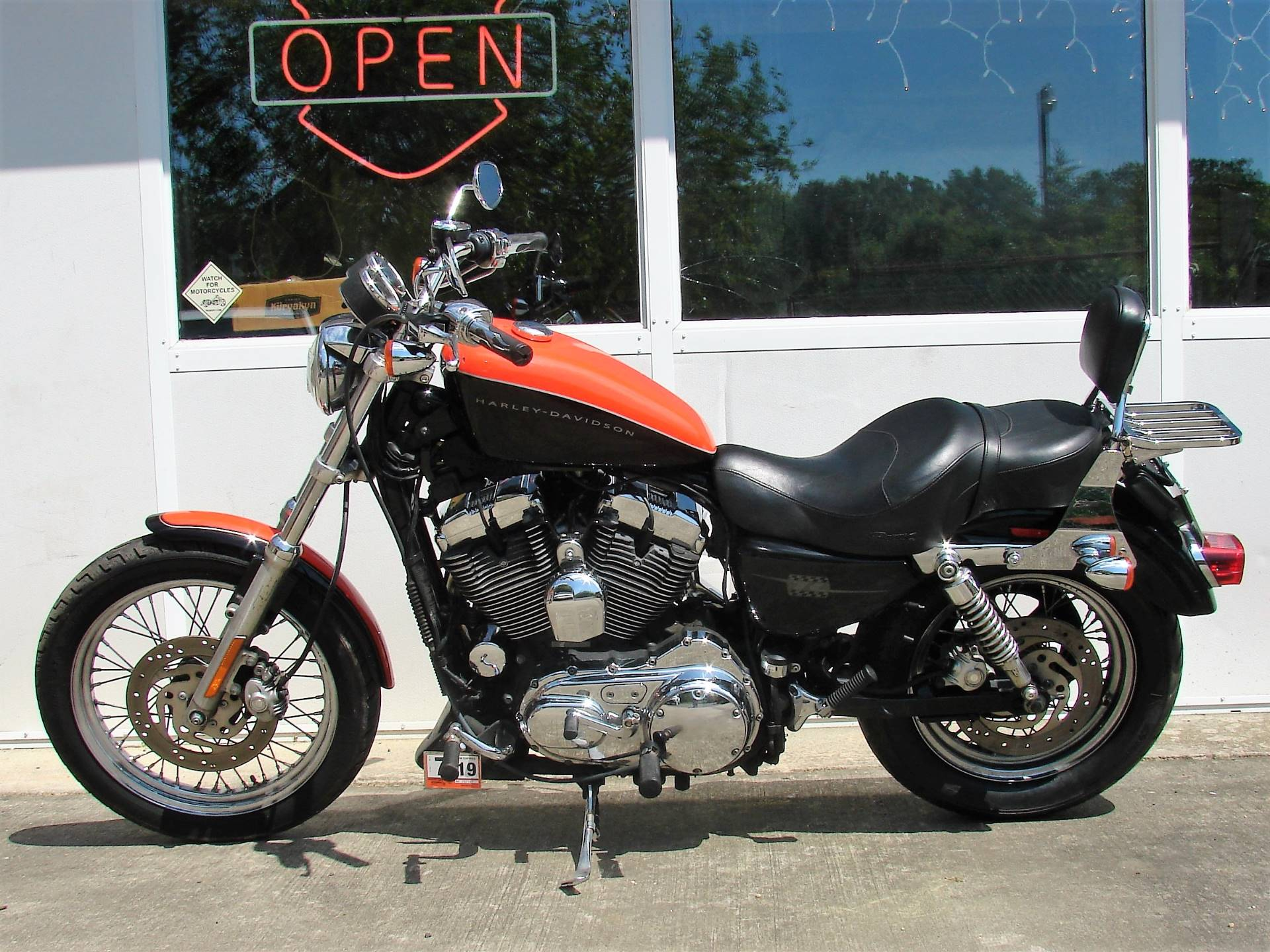 2007 Harley-Davidson 1200 Sportster XL 50  (50th Anniversary Edition) in Williamstown, New Jersey - Photo 6