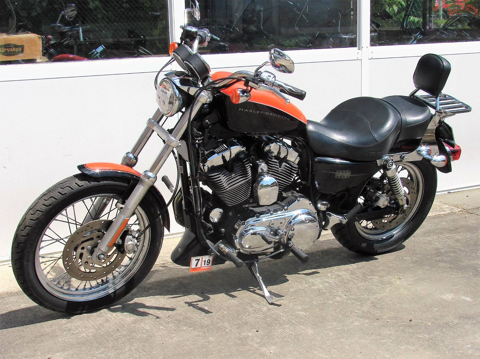 2007 Harley-Davidson 1200 Sportster XL 50  (50th Anniversary Edition) in Williamstown, New Jersey - Photo 9