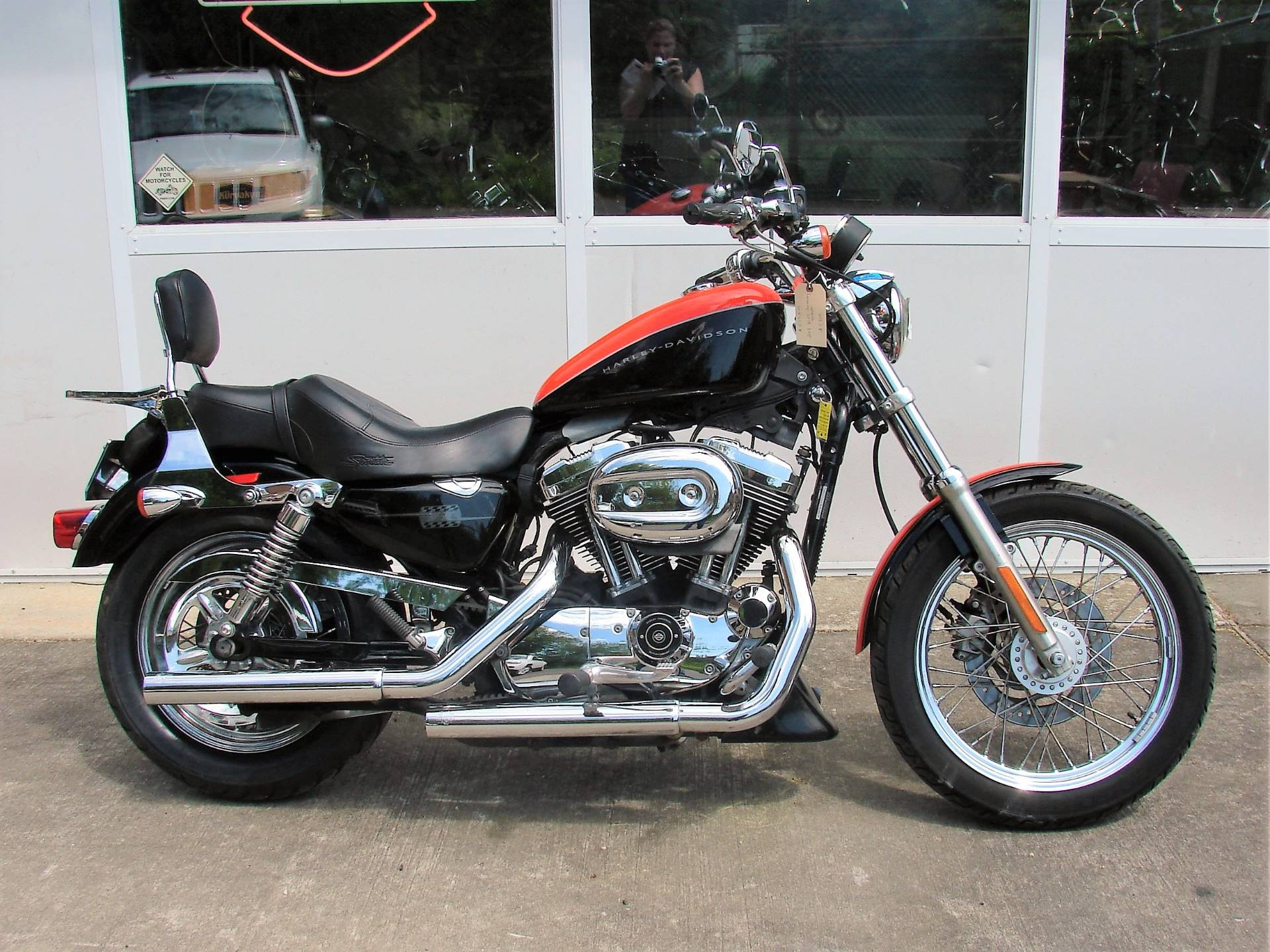 2007 Harley-Davidson 1200 Sportster XL 50  (50th Anniversary Edition) in Williamstown, New Jersey - Photo 11
