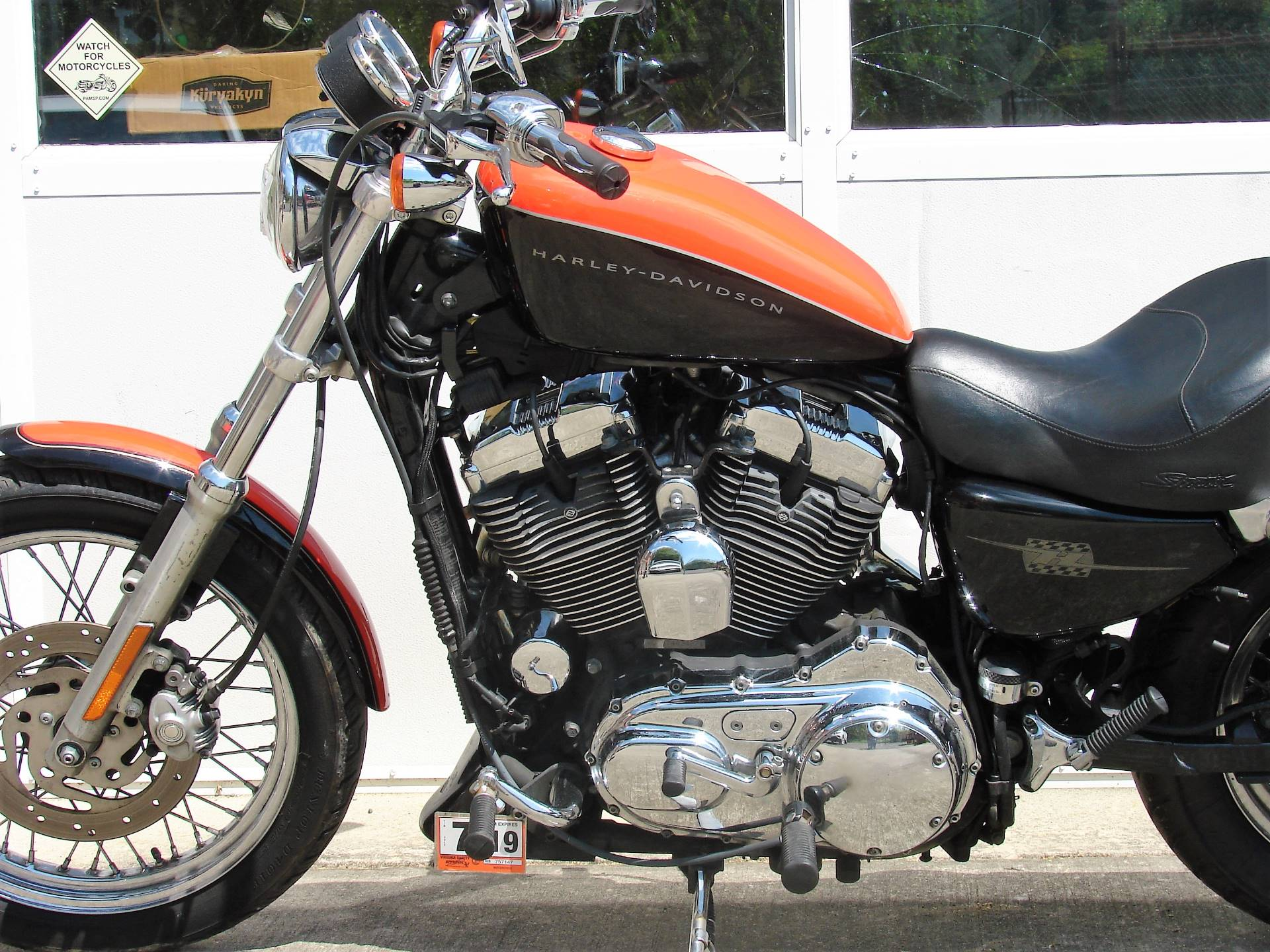 2007 Harley-Davidson 1200 Sportster XL 50  (50th Anniversary Edition) in Williamstown, New Jersey - Photo 14