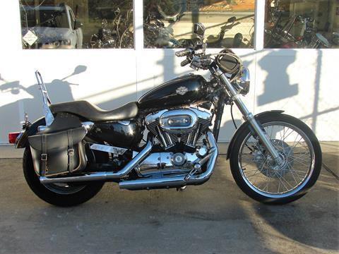 2007 Harley-Davidson XL 1200 Sportster  (Black) in Williamstown, New Jersey