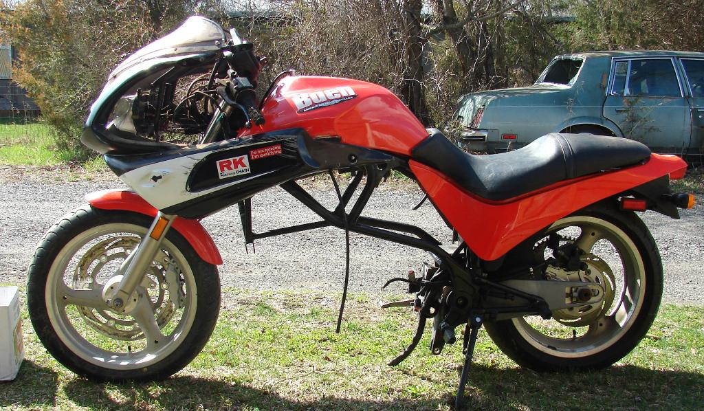 2001 Buell Rolling Chassie with Title  (Project Bike) in Williamstown, New Jersey - Photo 8