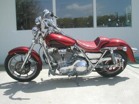 1986 Harley-Davidson FXR in Williamstown, New Jersey