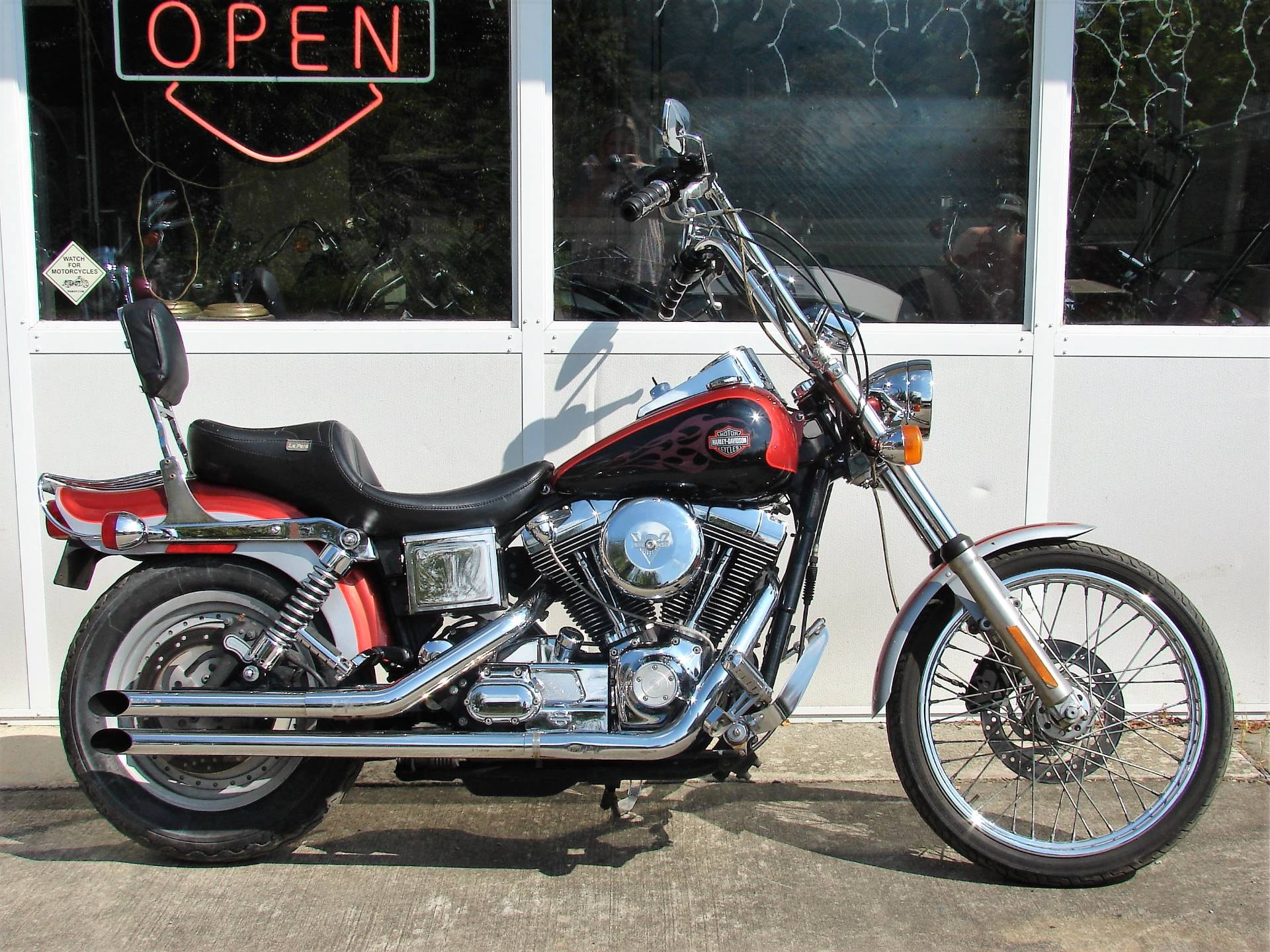 2000 Harley-Davidson FXDWG Dyna Wide Glide in Williamstown, New Jersey - Photo 1