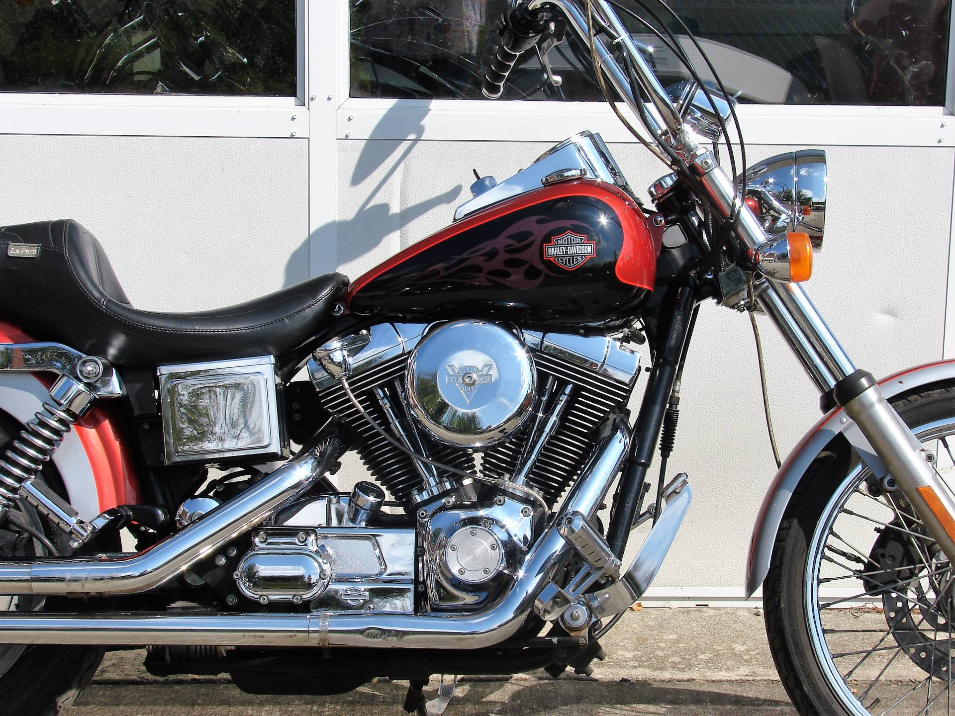 2000 Harley-Davidson FXDWG Dyna Wide Glide in Williamstown, New Jersey - Photo 2
