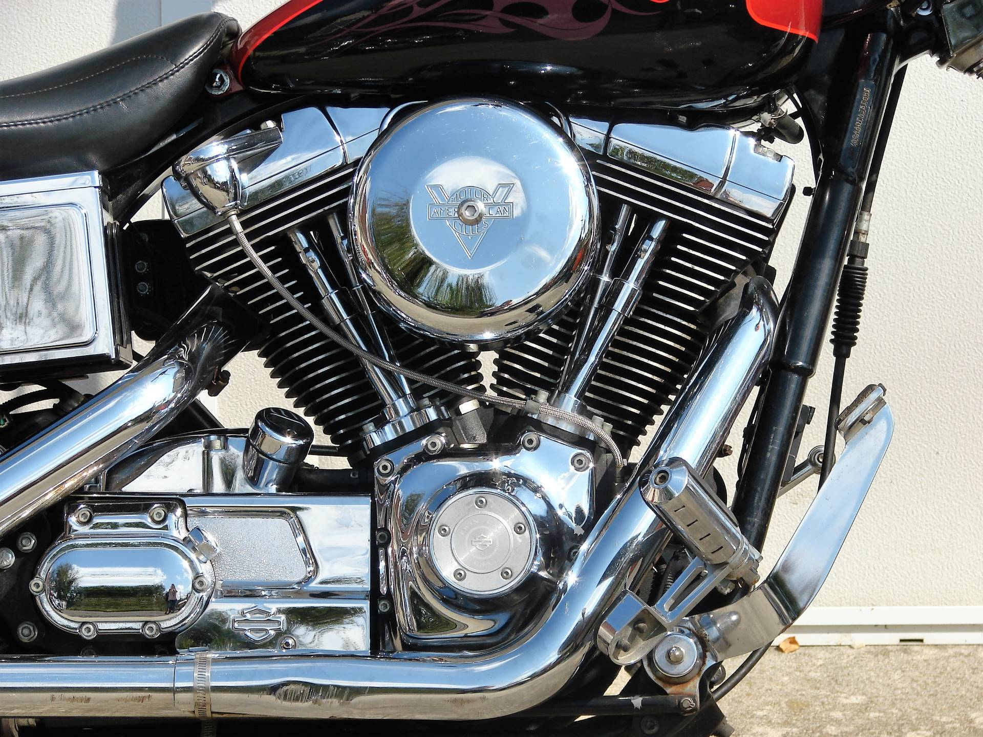 2000 Harley-Davidson FXDWG Dyna Wide Glide in Williamstown, New Jersey - Photo 3