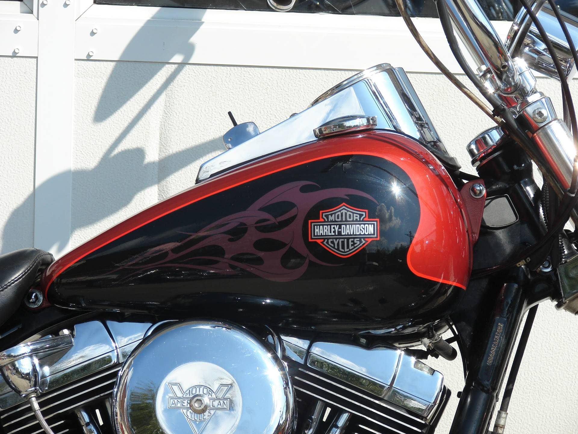 2000 Harley-Davidson FXDWG Dyna Wide Glide in Williamstown, New Jersey - Photo 4