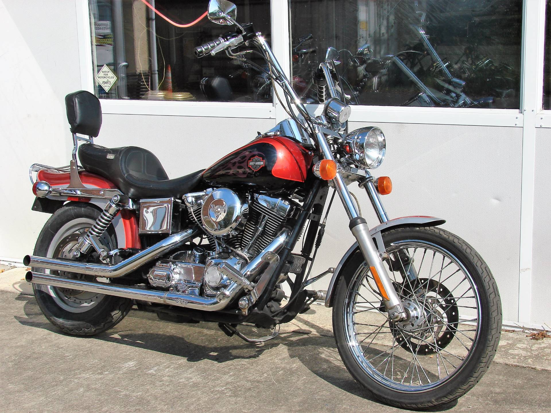 2000 Harley-Davidson FXDWG Dyna Wide Glide in Williamstown, New Jersey - Photo 5