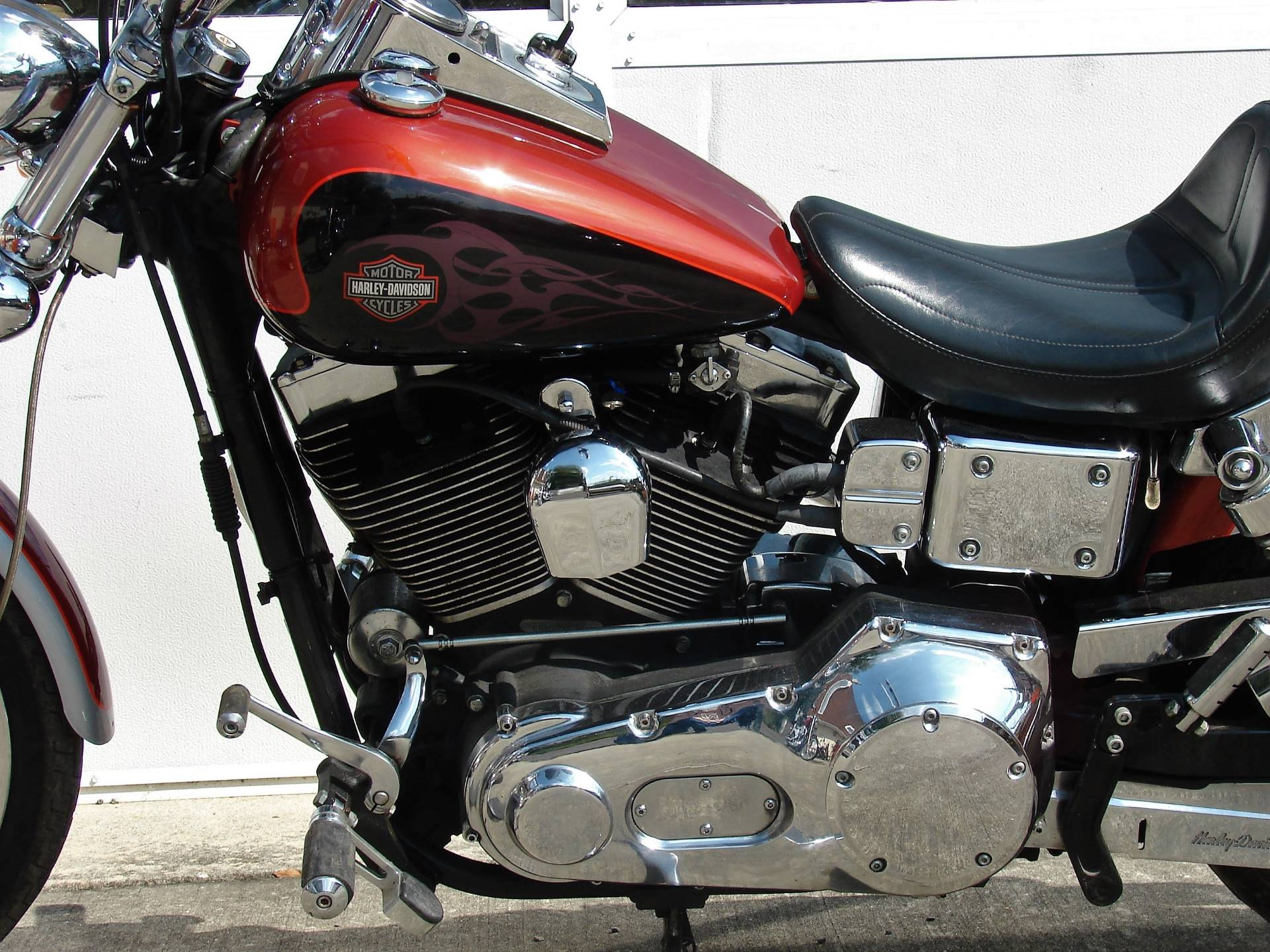 2000 Harley-Davidson FXDWG Dyna Wide Glide in Williamstown, New Jersey - Photo 8