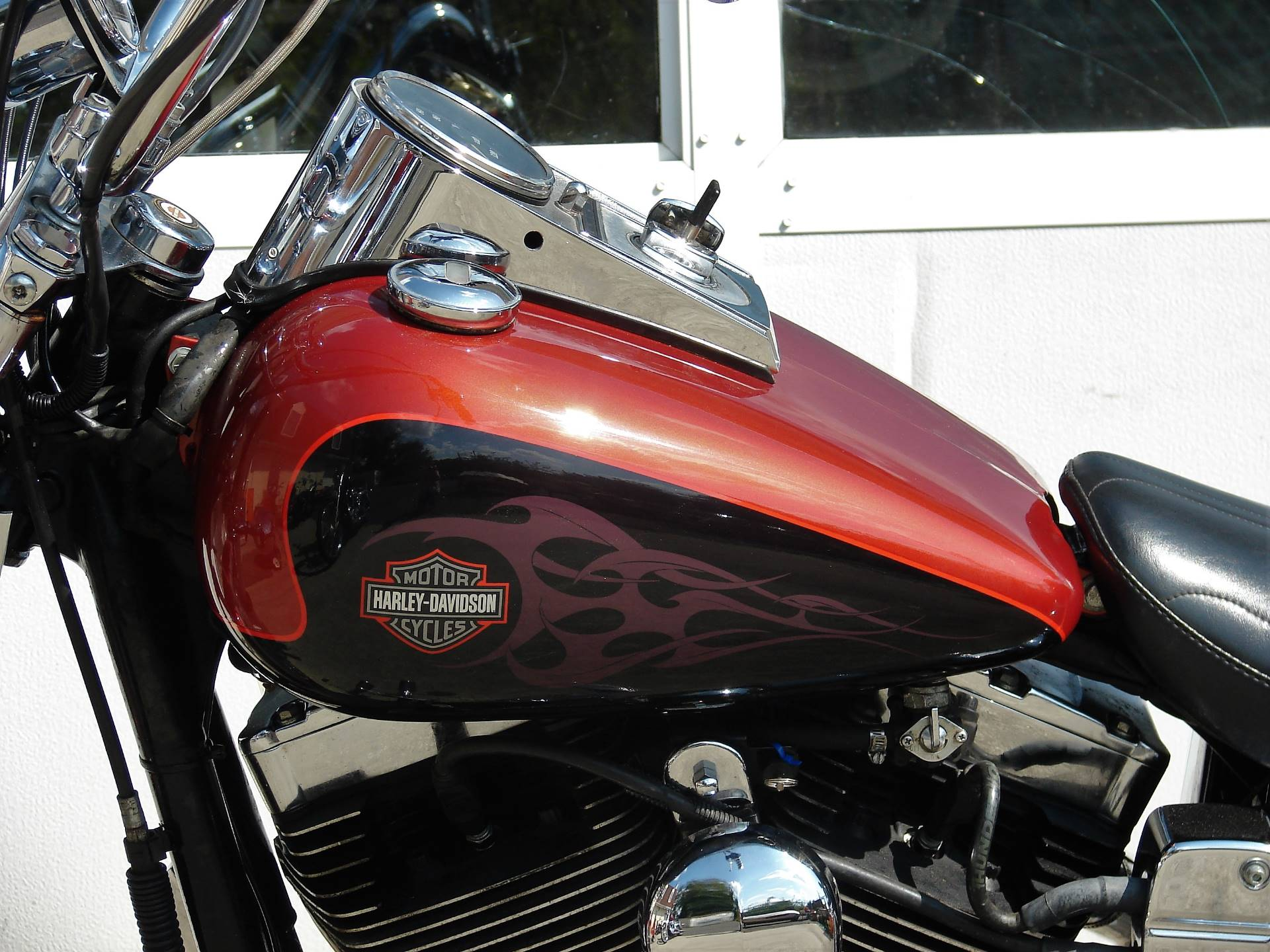 2000 Harley-Davidson FXDWG Dyna Wide Glide in Williamstown, New Jersey - Photo 9