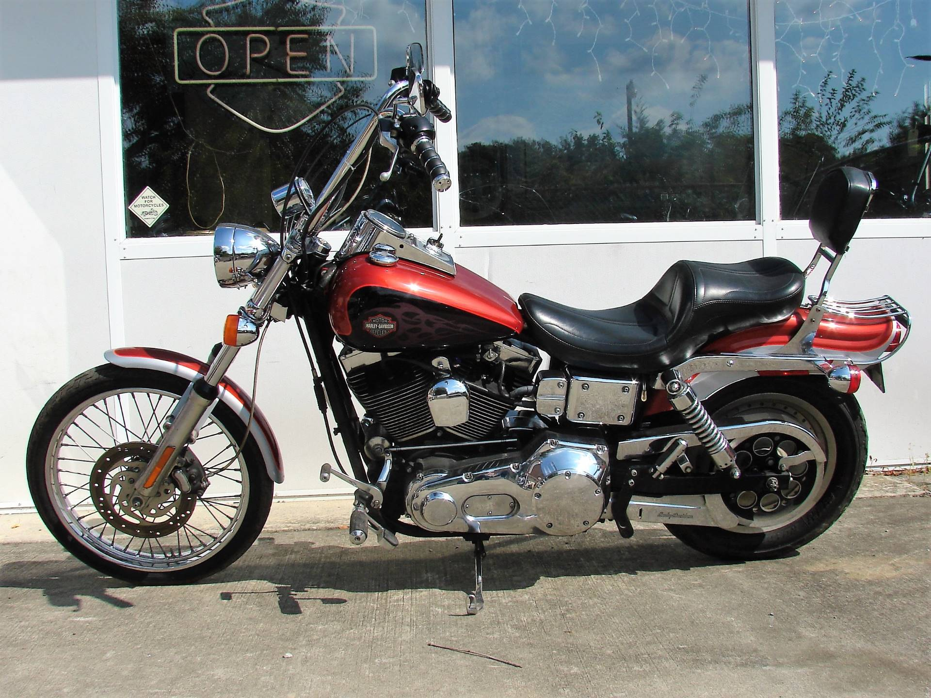 2000 Harley-Davidson FXDWG Dyna Wide Glide in Williamstown, New Jersey - Photo 13