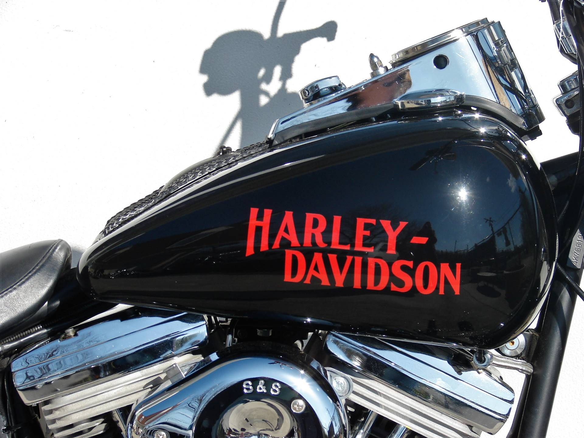1999 Harley-Davidson Heritage  (Reconstruction) in Williamstown, New Jersey