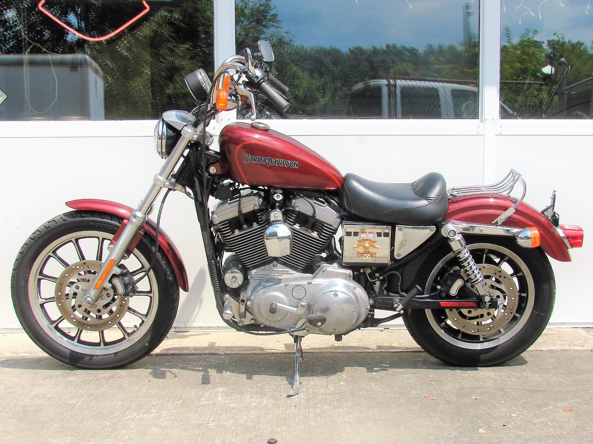 2001 Harley-Davidson XL 1200 Sportster  (EVO) in Williamstown, New Jersey - Photo 7