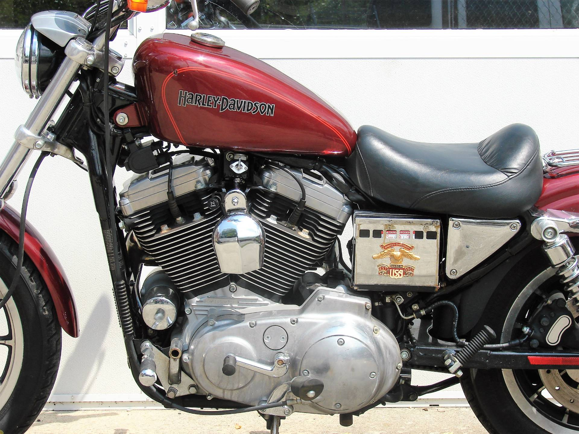 2001 Harley-Davidson XL 1200 Sportster  (EVO) in Williamstown, New Jersey - Photo 8