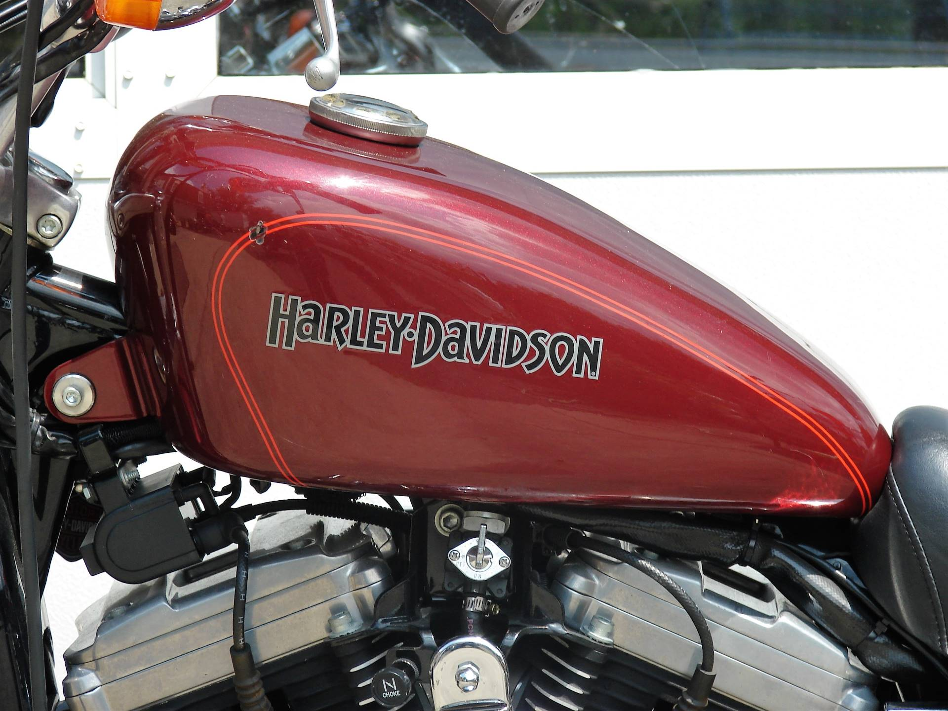 2001 Harley-Davidson XL 1200 Sportster  (EVO) in Williamstown, New Jersey - Photo 9