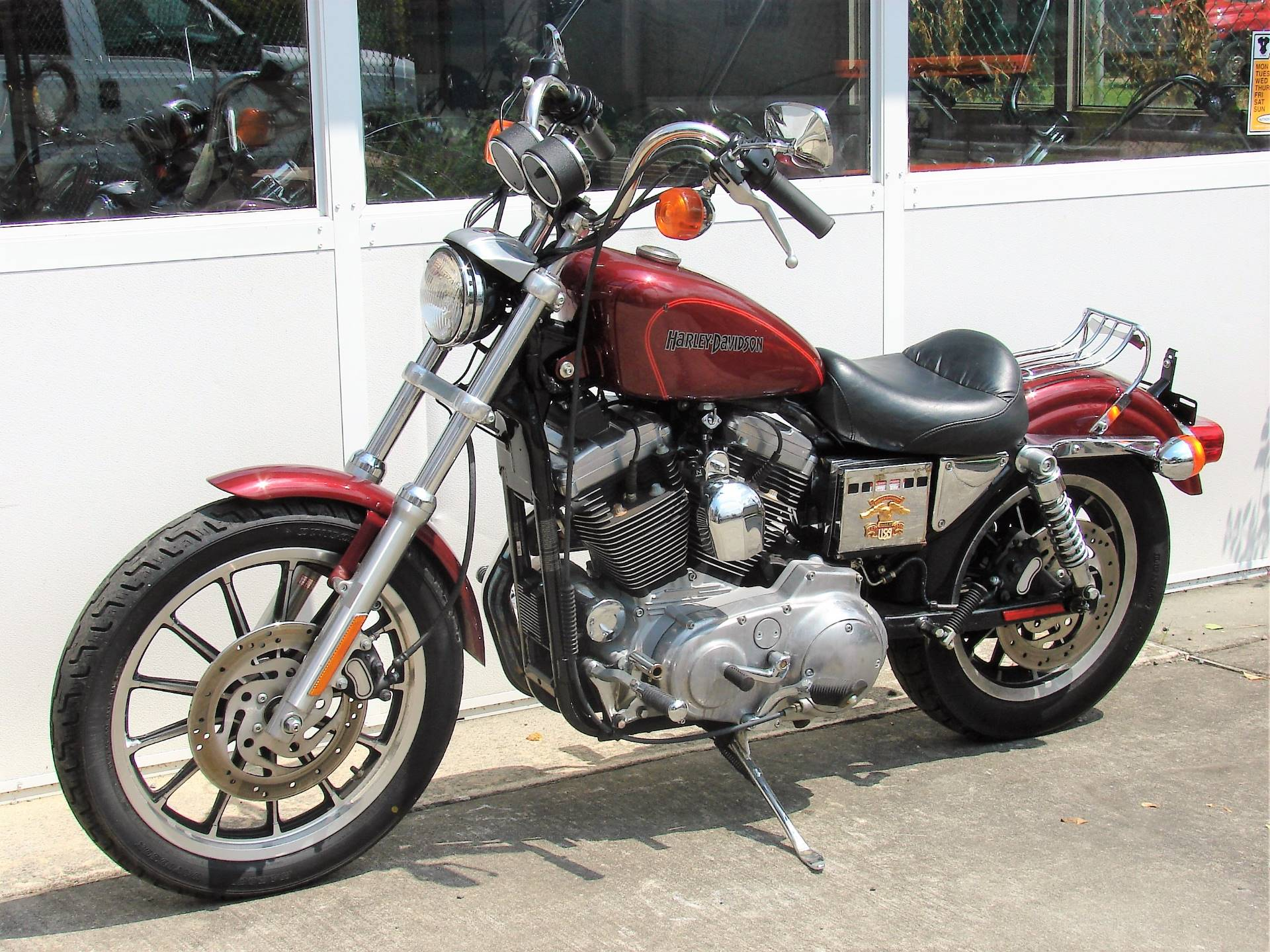 2001 Harley-Davidson XL 1200 Sportster  (EVO) in Williamstown, New Jersey - Photo 10
