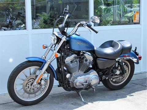 2005 Harley-Davidson Sportster XL 883 in Williamstown, New Jersey