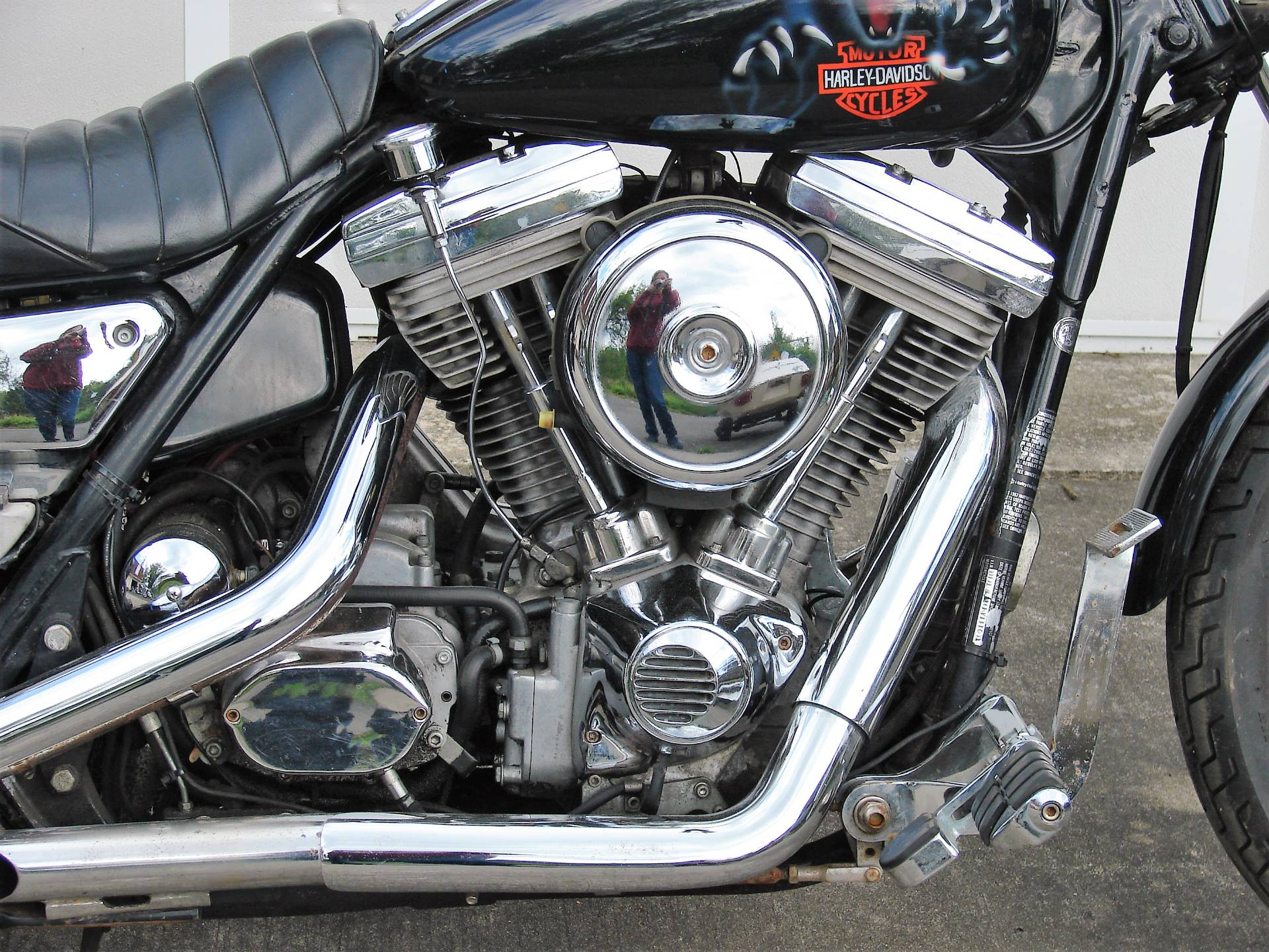 1987 Harley-Davidson FXR in Williamstown, New Jersey - Photo 3