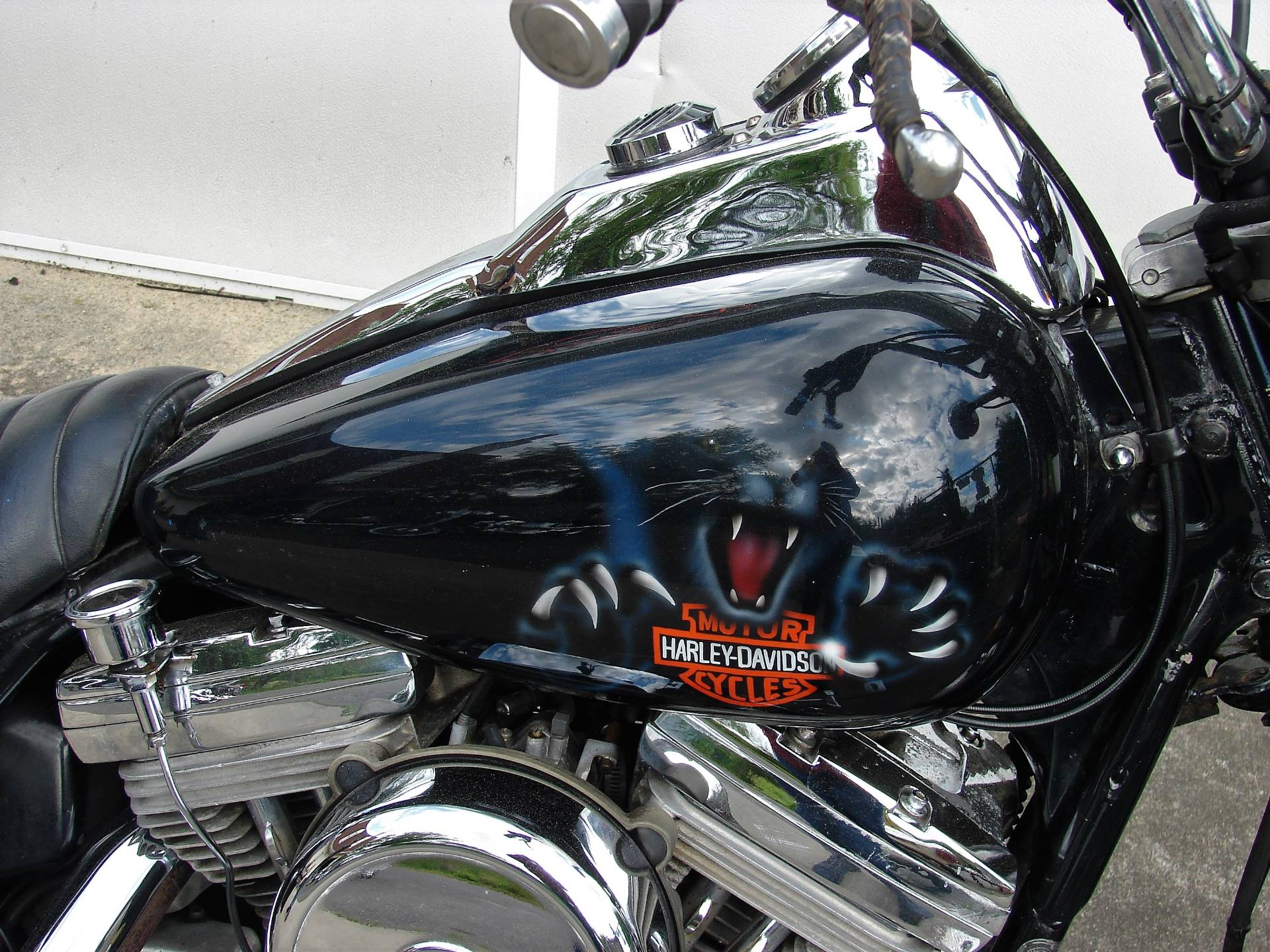 1987 Harley-Davidson FXR in Williamstown, New Jersey - Photo 4