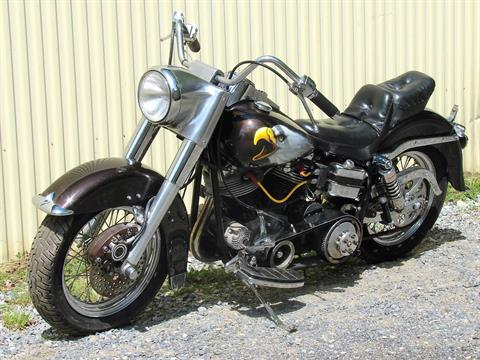 1954 Harley-Davidson Harley PanHead / Shovel  (Reconstruction) in Williamstown, New Jersey - Photo 16