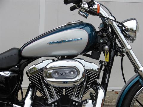 2004 Harley-Davidson Sportster XL 1200 Custom in Williamstown, New Jersey - Photo 3