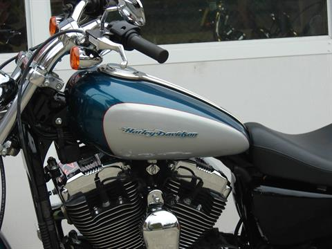 2004 Harley-Davidson Sportster XL 1200 Custom in Williamstown, New Jersey - Photo 8