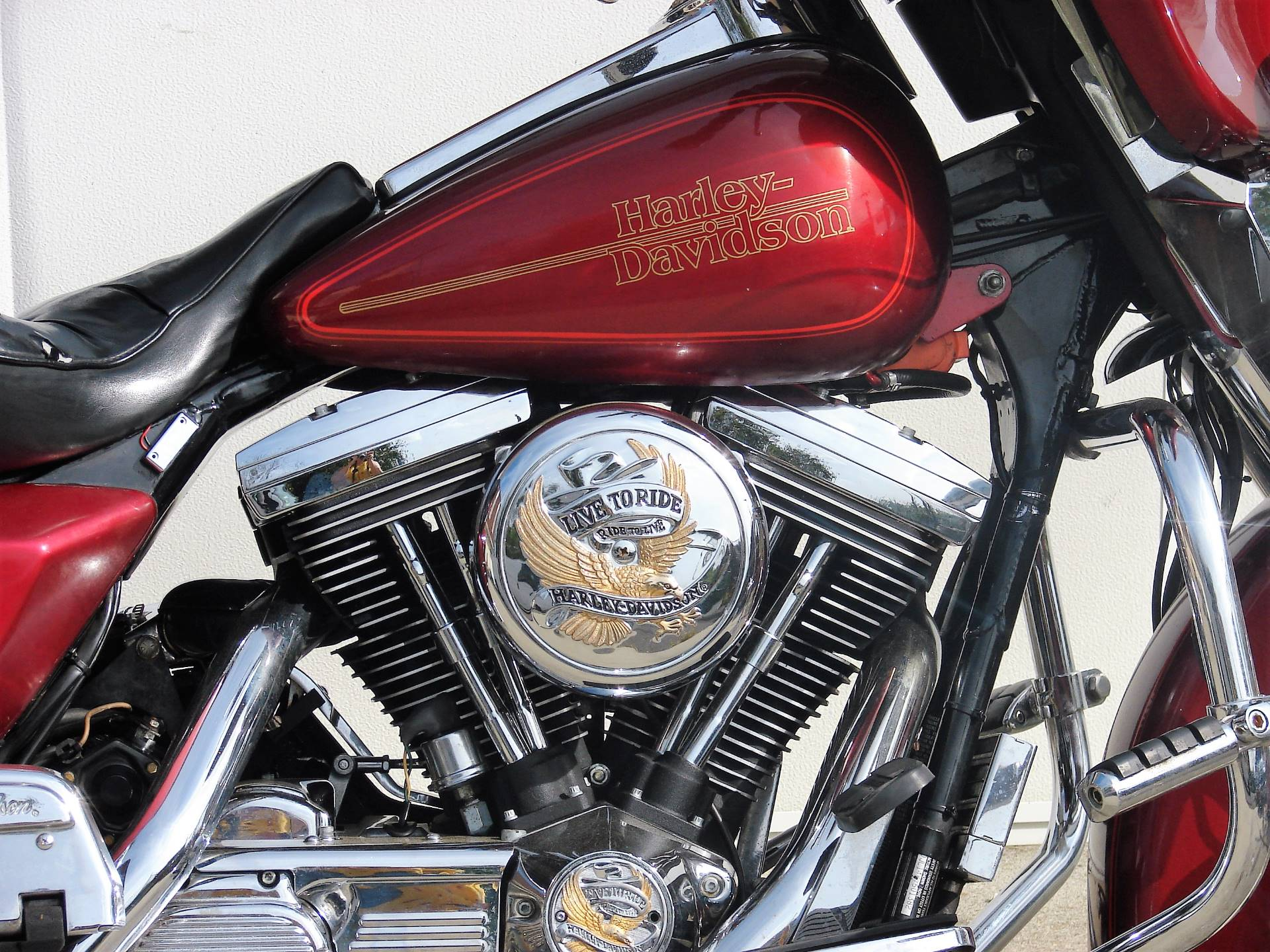 1989 Harley-Davidson Ultra Classic in Williamstown, New Jersey