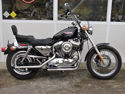 2001 Harley-Davidson XL 1200 Sportster Custom in Williamstown, New Jersey