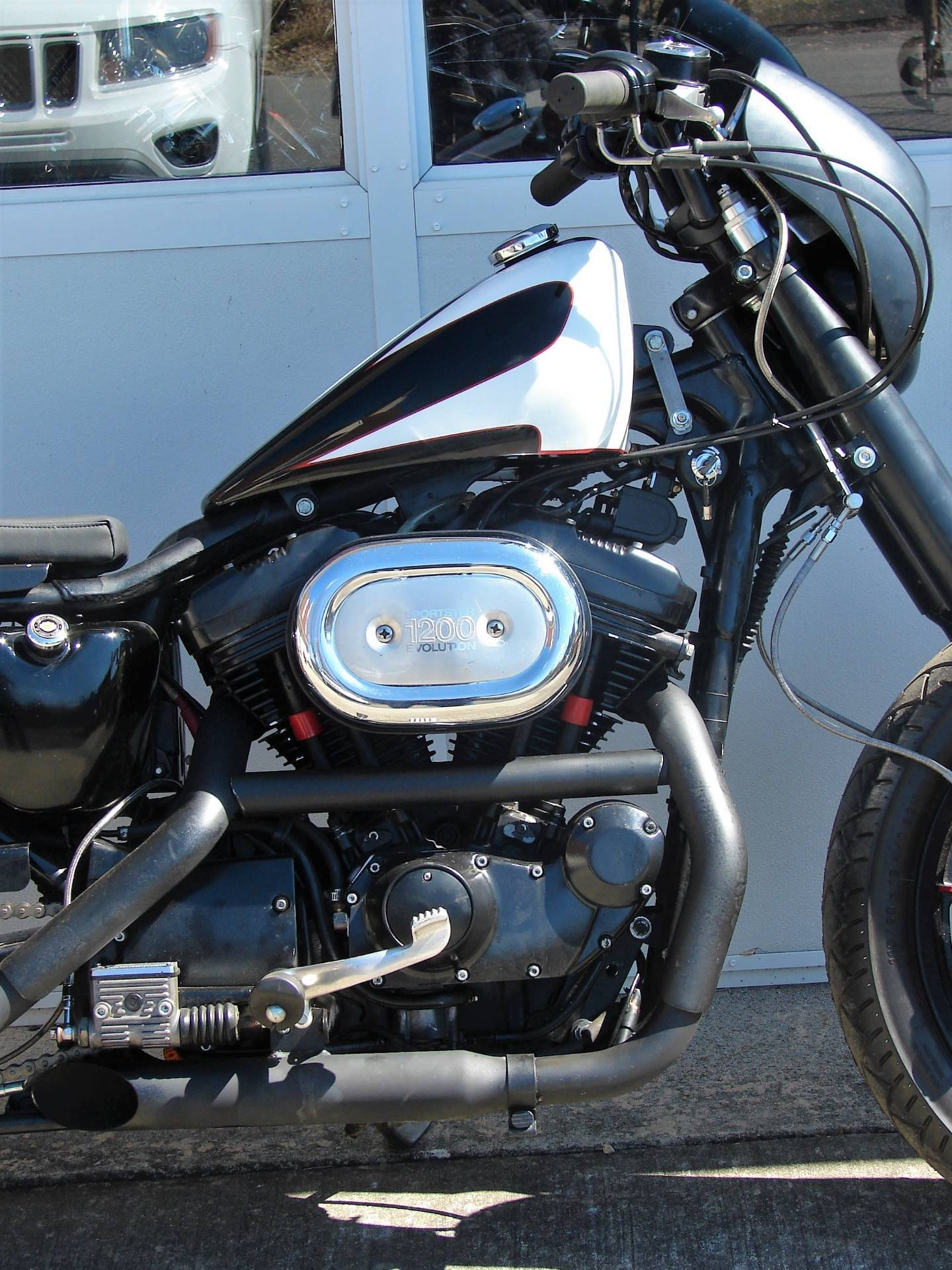 "1999 Harley-Davidson XL 1200 Sportster Sport  (""Cafe Racer Style"") in Williamstown, New Jersey - Photo 3"