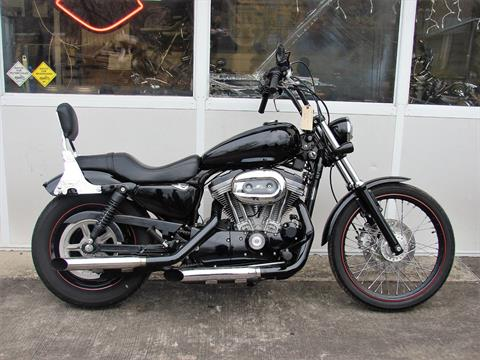 2005 Harley-Davidson XL 883 Sportster Custom in Williamstown, New Jersey