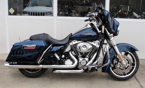 2012 Harley-Davidson FLHX Street Glide - (Navy Blue) in Williamstown, New Jersey