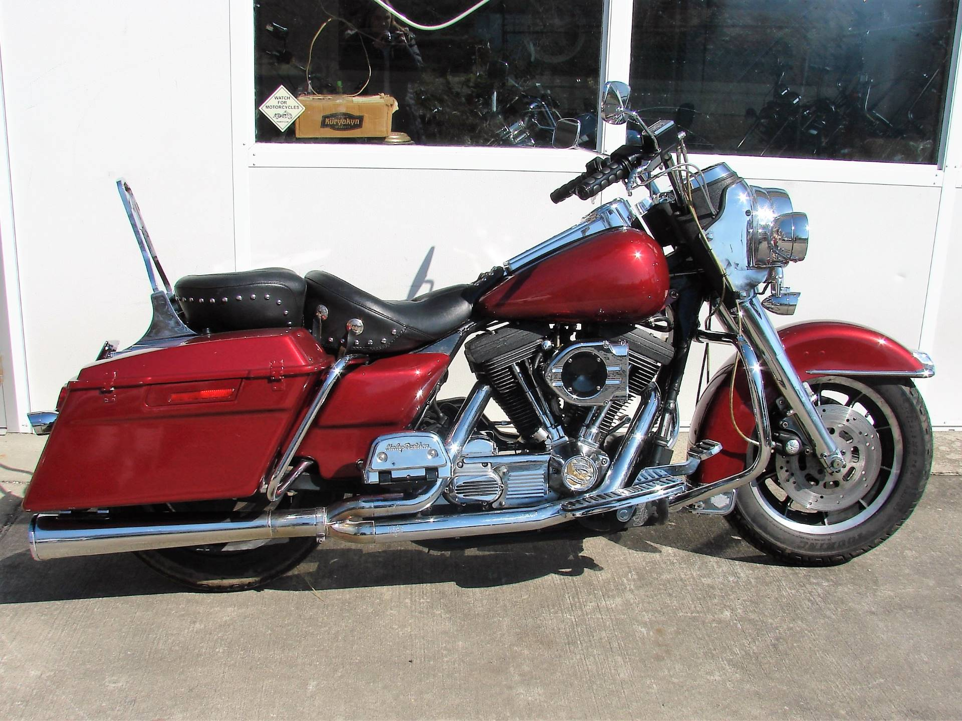 1993 Harley-Davidson FLHT Road King in Williamstown, New Jersey - Photo 1