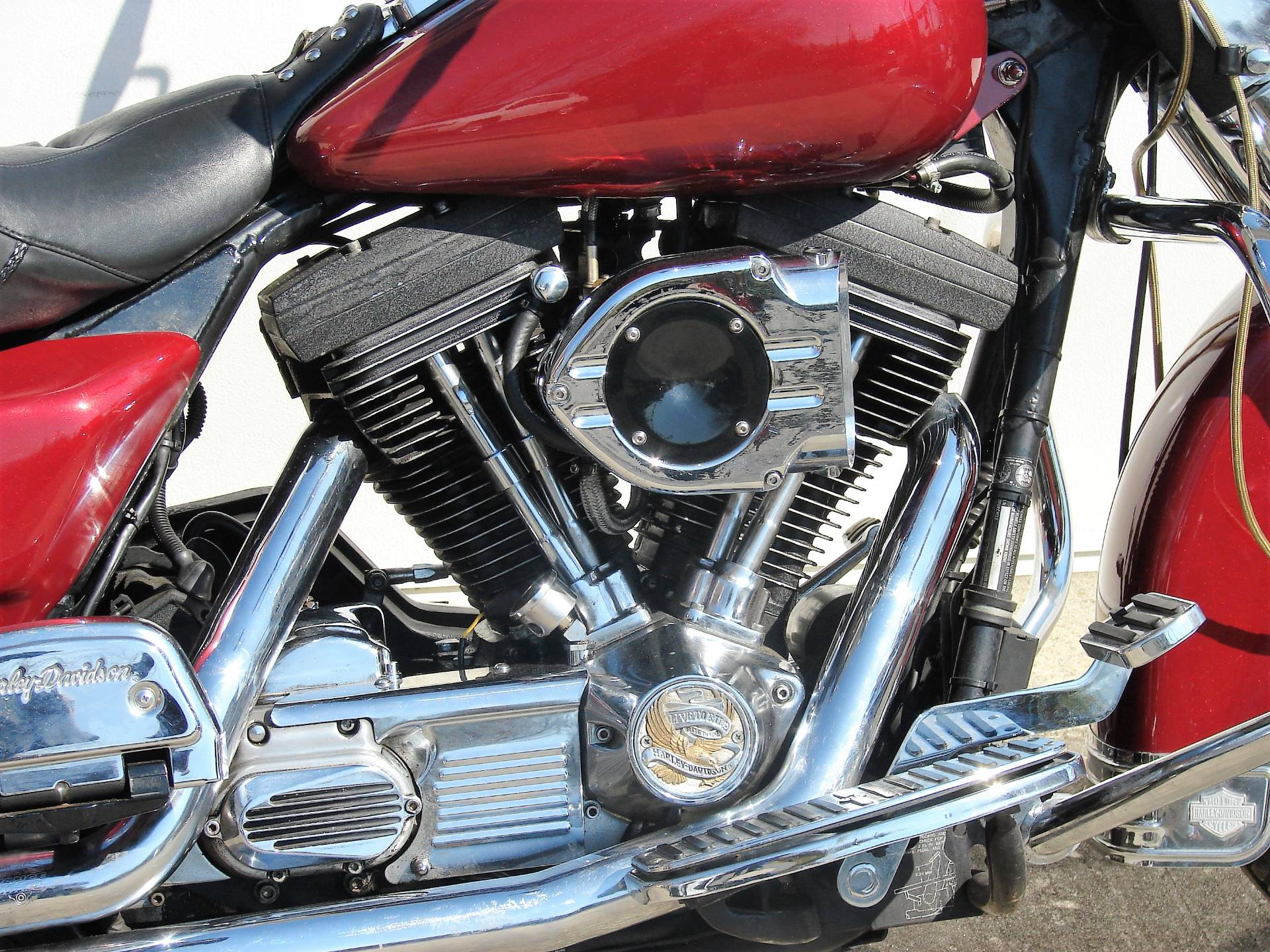 1993 Harley-Davidson FLHT Road King in Williamstown, New Jersey - Photo 3
