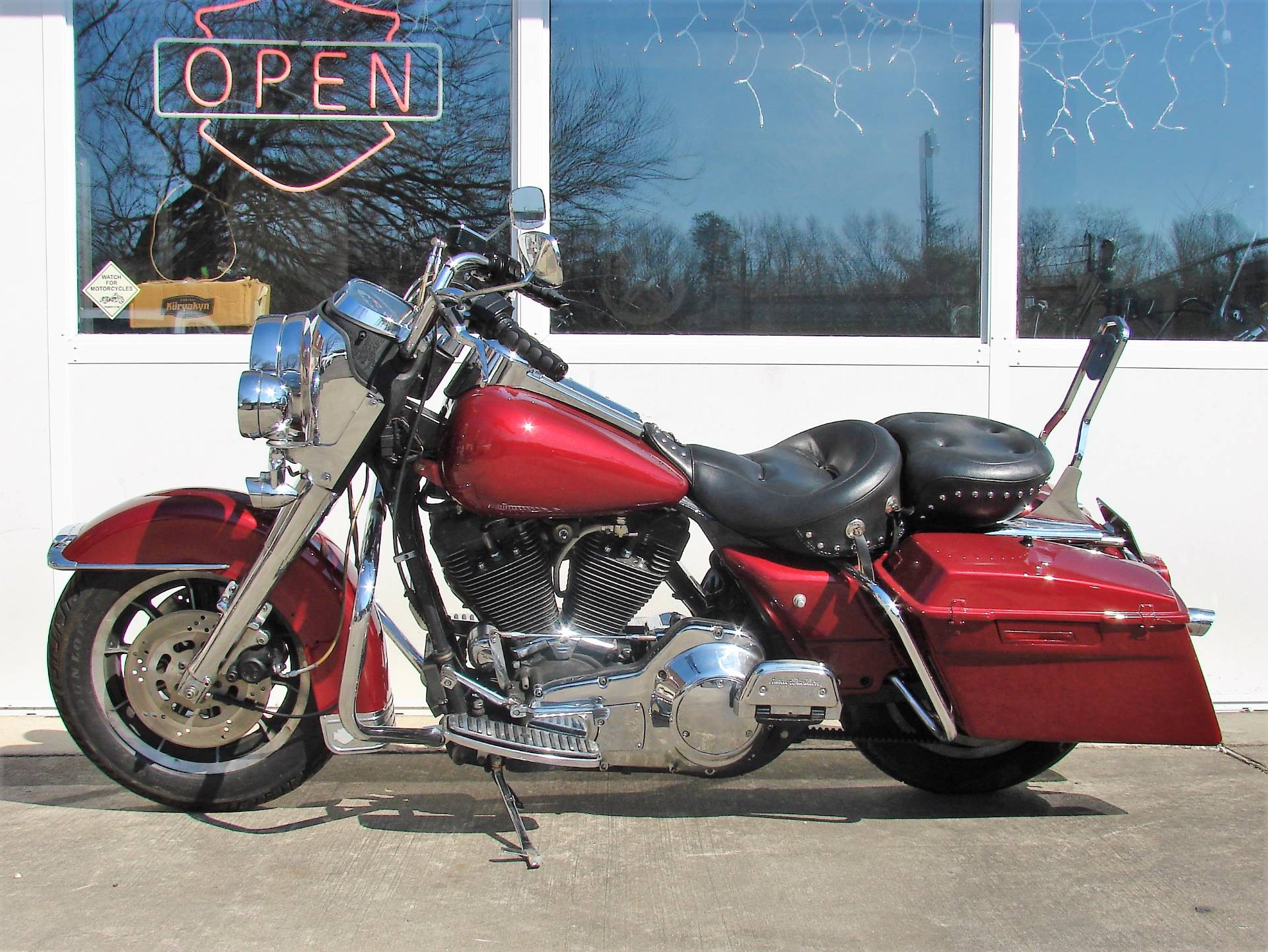 1993 Harley-Davidson FLHT Road King in Williamstown, New Jersey - Photo 10