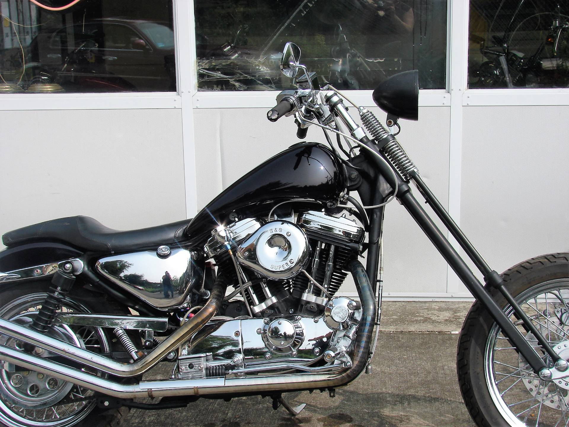 1995 Harley-Davidson XL 1200 Sportster (Conversion) in Williamstown, New Jersey - Photo 2