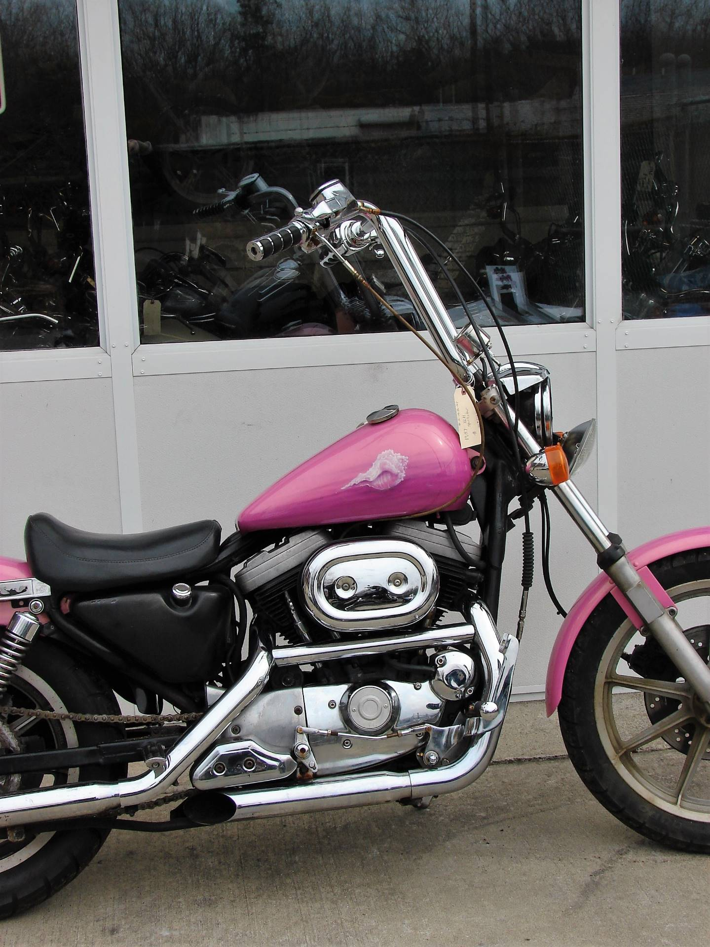1987 Harley-Davidson 883 Sportster in Williamstown, New Jersey - Photo 2