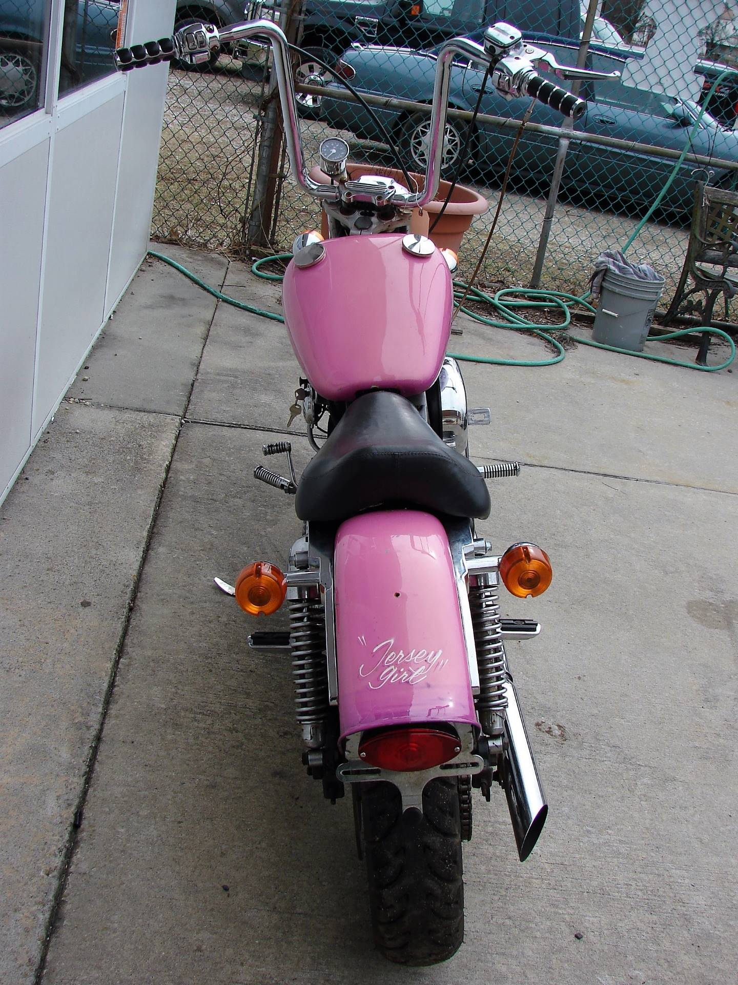 1987 Harley-Davidson 883 Sportster in Williamstown, New Jersey - Photo 4