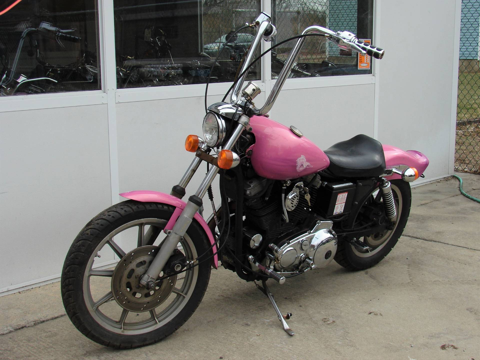 1987 Harley-Davidson 883 Sportster in Williamstown, New Jersey
